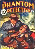 Phantom Detective (1933-1953 Standard Magazines) Pulp Vol. 5 #2