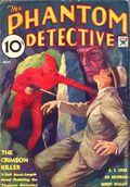 Phantom Detective (1933-1953 Standard Magazines) Pulp Vol. 5 #3