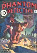 Phantom Detective (1933-1953 Standard Magazines) Pulp Vol. 6 #1