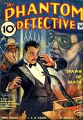 Phantom Detective (1933-1953 Standard Magazines) Pulp Sep 1934
