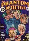 Phantom Detective (1933-1953 Standard Magazines) Pulp Vol. 7 #3