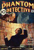 Phantom Detective (1933-1953 Standard Magazines) Pulp Vol. 8 #1