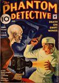 Phantom Detective (1933-1953 Standard Magazines) Pulp Vol. 8 #3