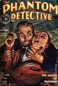Phantom Detective (1933-1953 Standard Magazines) Pulp Vol. 9 #1