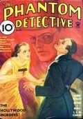 Phantom Detective (1933-1953 Standard Magazines) Pulp Mar 1935