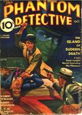 Phantom Detective (1933-1953 Standard Magazines) Pulp Vol. 11 #3