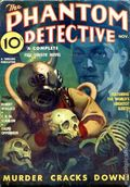 Phantom Detective (1933-1953 Standard Magazines) Pulp Vol. 12 #1