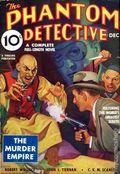 Phantom Detective (1933-1953 Standard Magazines) Pulp Dec 1935