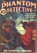 Phantom Detective (1933-1953 Standard Magazines) Pulp Vol. 13 #3