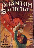 Phantom Detective (1933-1953 Standard Magazines) Pulp Vol. 14 #2