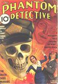 Phantom Detective (1933-1953 Standard Magazines) Pulp May 1936