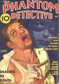 Phantom Detective (1933-1953 Standard Magazines) Pulp Vol. 15 #3
