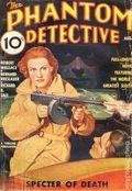 Phantom Detective (1933-1953 Standard Magazines) Pulp Vol. 16 #1