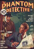 Phantom Detective (1933-1953 Standard Magazines) Pulp Vol. 17 #1