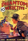 Phantom Detective (1933-1953 Standard Magazines) Pulp Vol. 17 #3