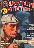 Phantom Detective (1933-1953 Standard Magazines) Pulp Mar 1937