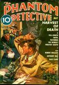 Phantom Detective (1933-1953 Standard Magazines) Pulp Vol. 19 #1