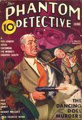 Phantom Detective (1933-1953 Standard Magazines) Pulp Vol. 19 #2