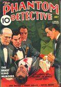 Phantom Detective (1933-1953 Standard Magazines) Pulp Vol. 19 #3