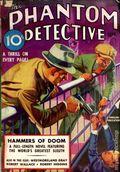 Phantom Detective (1933-1953 Standard Magazines) Pulp Vol. 20 #2