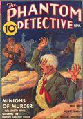 Phantom Detective (1933-1953 Standard Magazines) Pulp Vol. 21 #1