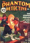 Phantom Detective (1933-1953 Standard Magazines) Pulp Vol. 21 #2