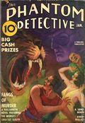 Phantom Detective (1933-1953 Standard Magazines) Pulp Vol. 21 #3