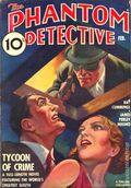 Phantom Detective (1933-1953 Standard Magazines) Pulp Vol. 22 #1