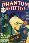 Phantom Detective (1933-1953 Standard Magazines) Pulp Vol. 23 #1