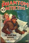 Phantom Detective (1933-1953 Standard Magazines) Pulp Vol. 23 #2