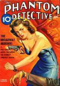 Phantom Detective (1933-1953 Standard Magazines) Pulp Vol. 24 #1