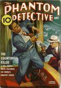 Phantom Detective (1933-1953 Standard Magazines) Pulp Vol. 24 #2
