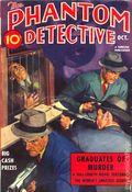 Phantom Detective (1933-1953 Standard Magazines) Pulp Vol. 24 #3