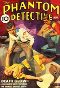 Phantom Detective (1933-1953 Standard Magazines) Pulp Vol. 25 #1