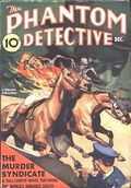 Phantom Detective (1933-1953 Standard Magazines) Pulp Vol. 25 #2