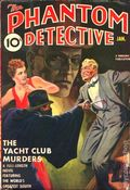 Phantom Detective (1933-1953 Standard Magazines) Pulp Vol. 25 #3