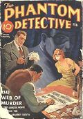 Phantom Detective (1933-1953 Standard Magazines) Pulp Vol. 26 #1
