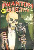 Phantom Detective (1933-1953 Standard Magazines) Pulp Vol. 26 #3
