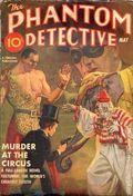 Phantom Detective (1933-1953 Standard Magazines) Pulp Vol. 27 #1