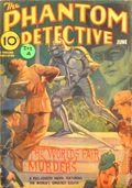 Phantom Detective (1933-1953 Standard Magazines) Pulp Vol. 27 #2
