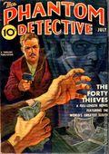 Phantom Detective (1933-1953 Standard Magazines) Pulp Vol. 27 #3