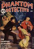 Phantom Detective (1933-1953 Standard Magazines) Pulp Vol. 28 #2