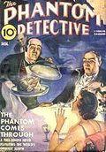 Phantom Detective (1933-1953 Standard Magazines) Pulp Vol. 29 #3