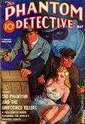 Phantom Detective (1933-1953 Standard Magazines) Pulp Vol. 31 #1