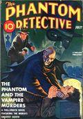 Phantom Detective (1933-1953 Standard Magazines) Pulp Vol. 31 #3