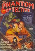 Phantom Detective (1933-1953 Standard Magazines) Pulp Vol. 32 #2