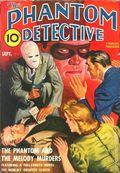 Phantom Detective (1933-1953 Standard Magazines) Pulp Vol. 32 #3