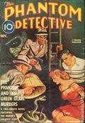 Phantom Detective (1933-1953 Standard Magazines) Pulp Vol. 33 #2