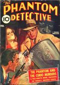 Phantom Detective (1933-1953 Standard Magazines) Pulp Vol. 34 #2
