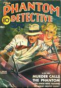 Phantom Detective (1933-1953 Standard Magazines) Pulp Vol. 34 #3